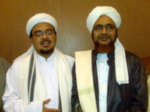 Bersama Habib Umar BIn Hafidzh