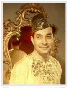 Sultan Syarif Abdul Hamid Alkadrie (Pencipta lambang