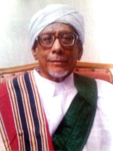Al Marhum Al Maghfurlah Habib Husein bin Ali bin Husein Al